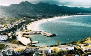 fort dauphin bay