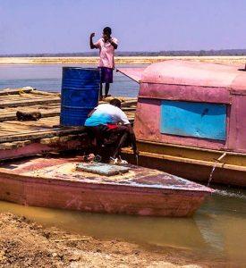 Bac bevoay sud ouest Madagascar