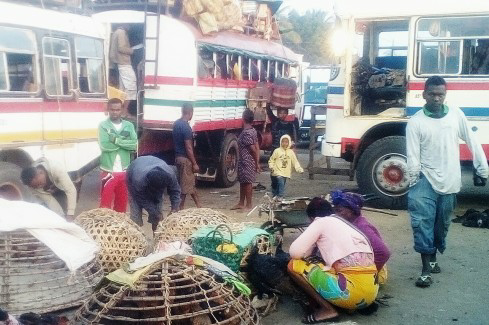 South Madagascar travel with PTGA